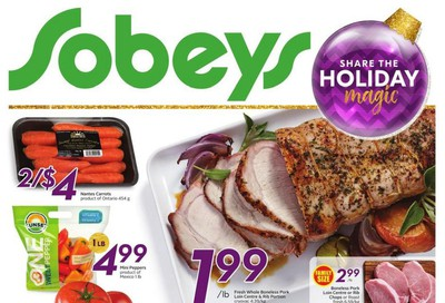 Sobeys (Atlantic) Flyer November 14 to 20