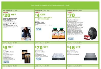 Costco (AB) Weekly Savings September 9 to 15