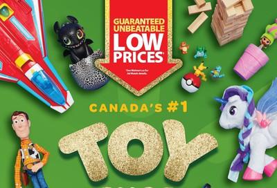 Walmart Toy Shop Flyer November 14 to December 4