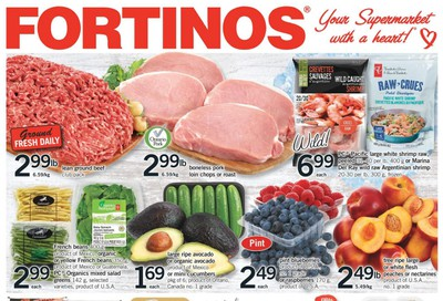 Fortinos Flyer July 2 to 8