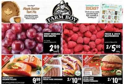 Farm Boy Flyer July 2 to 8
