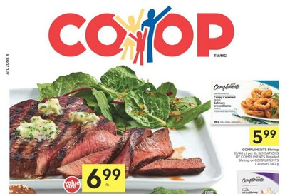 Foodland Co-op Flyer July 2 to 8