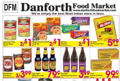 Danforth Food Market Flyer November 14 to 20
