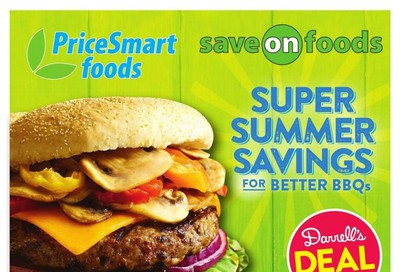 PriceSmart Foods Flyer July 2 to 8