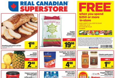 Real Canadian Superstore (West) Flyer November 15 to 21