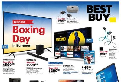 Best Buy Flyer July 3 to 9