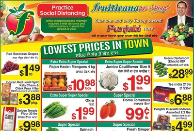 Fruiticana (BC) Flyer July 3 to 8