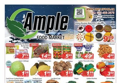 Ample Food Market Flyer November 15 to 21
