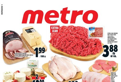 Metro (ON) Flyer July 9 to 15