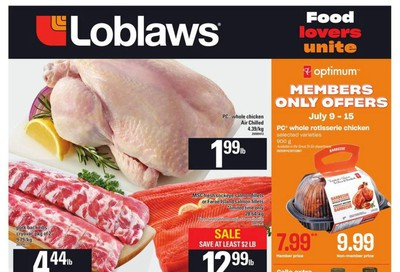 Loblaws (ON) Flyer July 9 to 15
