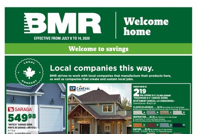 BMR Flyer July 8 to 14