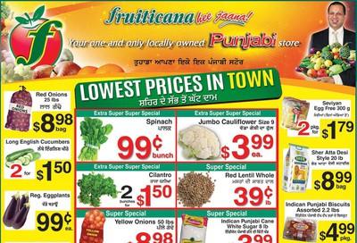 Fruiticana (Calgary) Flyer November 15 to 20