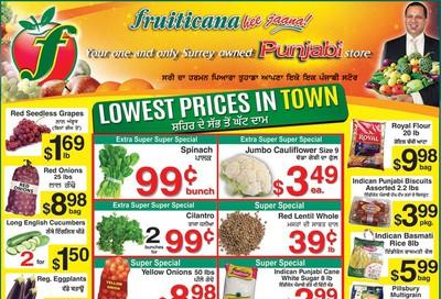 Fruiticana (BC) Flyer November 15 to 20