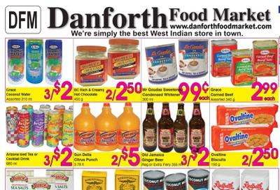 Danforth Food Market Flyer July 9 to 15
