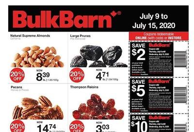 Bulk Barn Flyer July 9 to 15