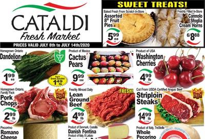 Cataldi Fresh Market Flyer July 8 to 14