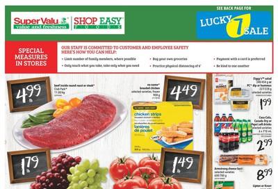 Shop Easy & SuperValu Flyer July 10 to 16