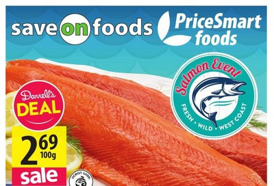 PriceSmart Foods Flyer July 9 to 15