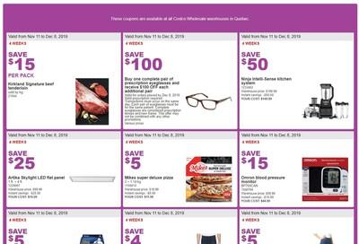 Costco (QC) Weekly Savings November 18 to 24