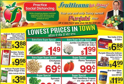 Fruiticana (BC) Flyer July 10 to 15