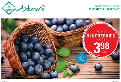 Askews Foods Flyer July 12 to 18