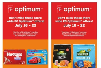 Loblaws City Market (West) Flyer July 16 to 22