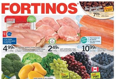 Fortinos Flyer July 16 to 22