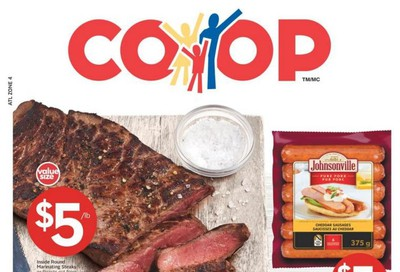 Foodland Co-op Flyer July 16 to 22