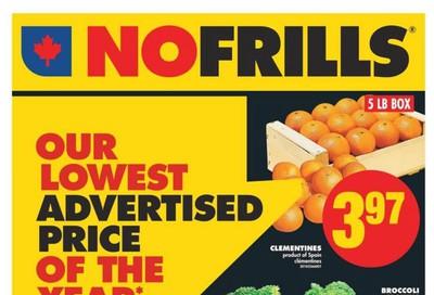 No Frills (ON) Flyer November 21 to 27