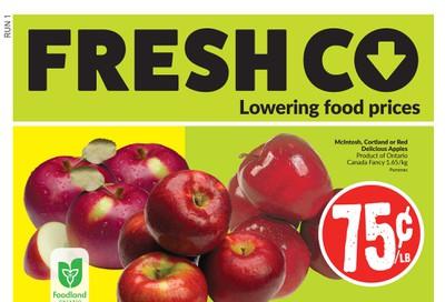 FreshCo (ON) Flyer November 21 to 27