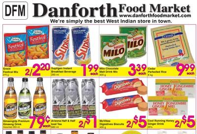 Danforth Food Market Flyer July 16 to 22
