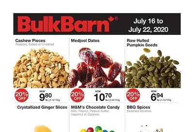 Bulk Barn Flyer July 16 to 22