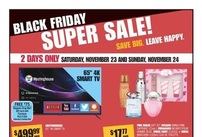 Shoppers Drug Mart (ON) Flyer November 23 to 28