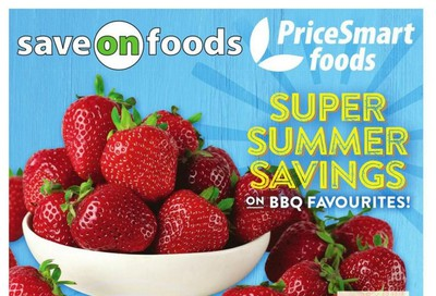 PriceSmart Foods Flyer July 16 to 22