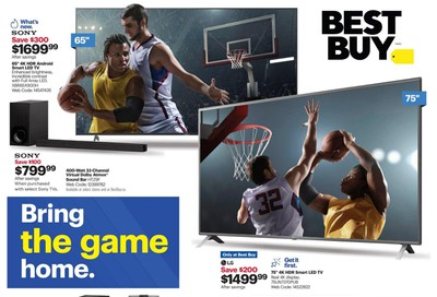 Best Buy Flyer July 17 to 23