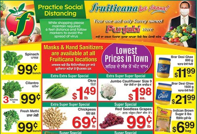 Fruiticana (BC) Flyer July 17 to 22