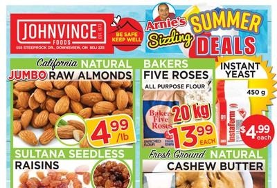 Johnvince Foods Flyer July 18 to 31