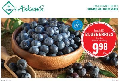 Askews Foods Flyer July 19 to 25