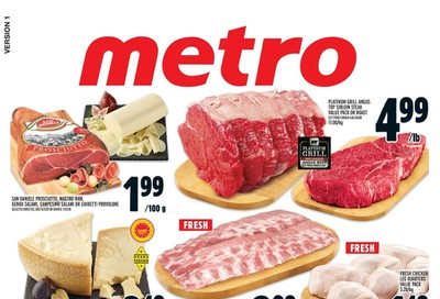 Metro (ON) Flyer July 23 to 29