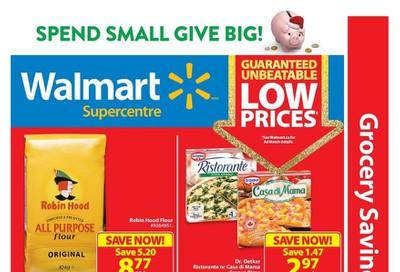 Walmart Supercentre (ON) Flyer November 21 to 27