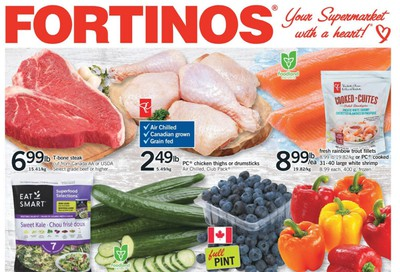 Fortinos Flyer July 23 to 29