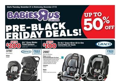 Babies R Us Flyer November 21 to 27