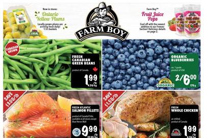 Farm Boy Flyer July 23 to 29