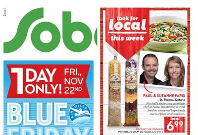 Sobeys (ON) Flyer November 21 to 27