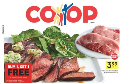 Foodland Co-op Flyer July 23 to 29