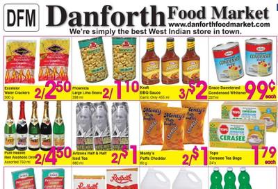 Danforth Food Market Flyer July 23 to 29
