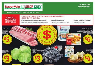 Shop Easy & SuperValu Flyer July 24 to 30