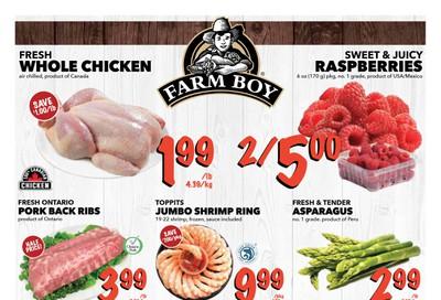 Farm Boy (Cornwall, Kingston, London, Oakville, Ottawa, Pickering, Toronto and Whitby) Flyer November 21 to 27