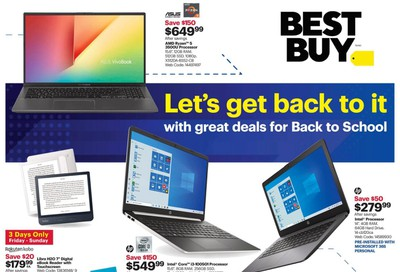 Best Buy Flyer July 24 to 30