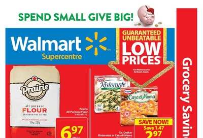 Walmart Supercentre (West) Flyer November 21 to 27
